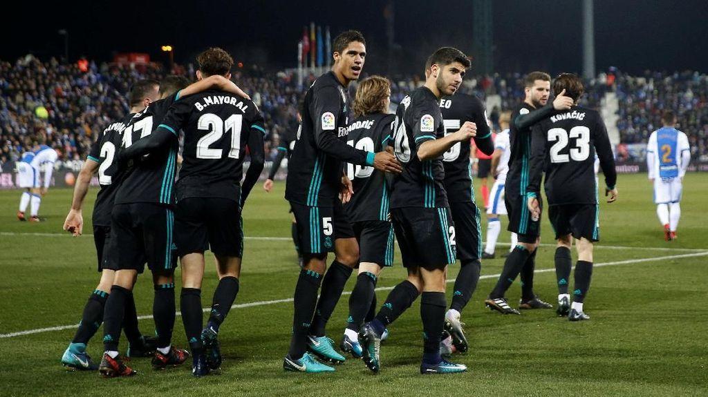 Varane Pilih Madrid Menang daripada Main Bagus