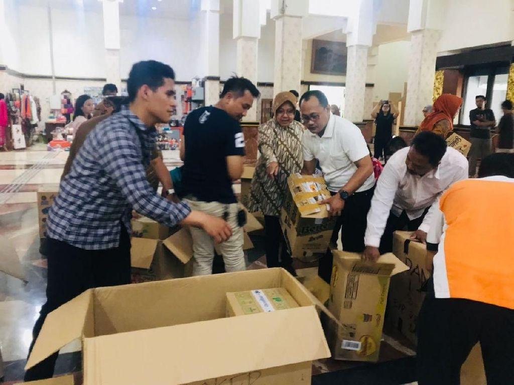 Wali Kota Risma Kirim Bantuan Kemanusiaan ke Kabupaten Asmat