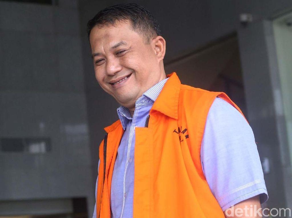 Mantan Walkot Cilegon Iman Ariyadi Terpidana Korupsi Ajukan PK