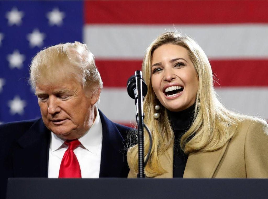 Ivanka Trump Gantikan Nikki Haley Jadi Dubes AS untuk PBB?