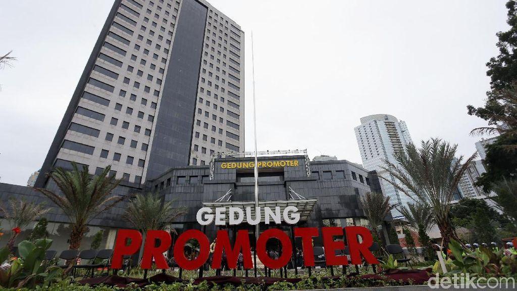 Gedung Promoter Polda Metro Jaya Diresmikan