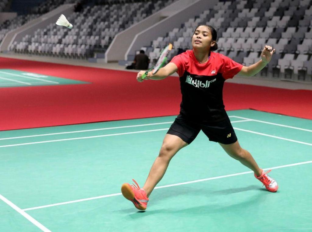 Gregoria Mariska Bersiap Melangkah di Indonesia Masters 2018