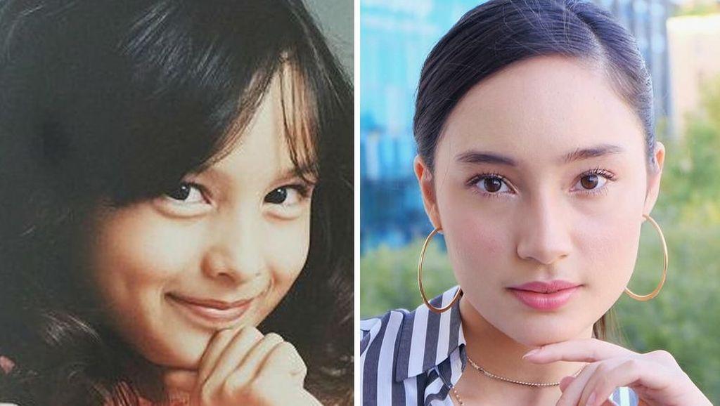 Foto: 9 Artis Indonesia Ini Berparas Cantik Sejak Kecil