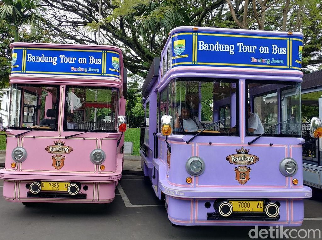 Ini Dia 12 Unit Bandros Anyar di Bandung