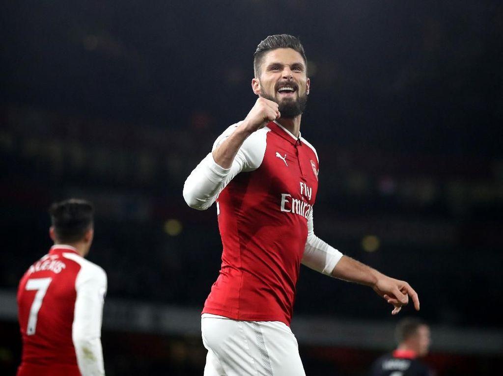 Chelsea Cari Striker Baru, Giroud Dianggap sebagai Pilihan Sempurna