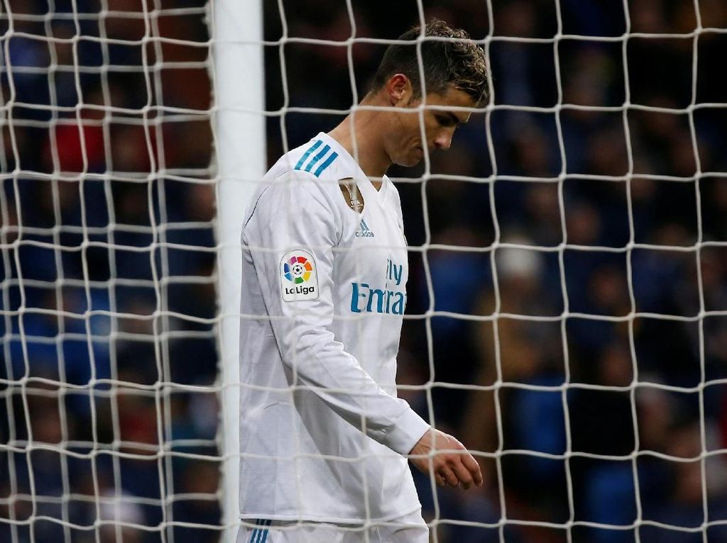 Survei: Mayoritas Fans Madrid Ingin Ronaldo Dijual