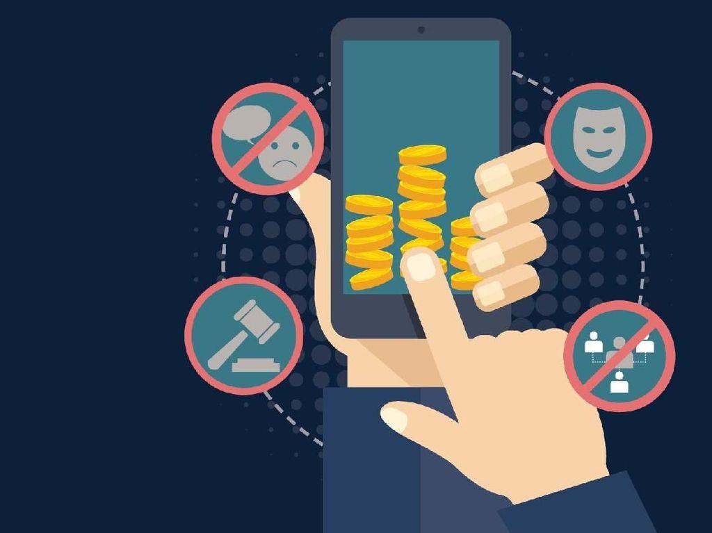 Pengusaha RI Mau Kaji Penerapan Teknologi Blockchain