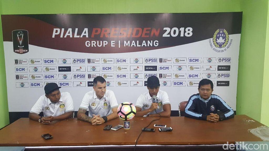 Lawan PSIS, Bhayangkara FC Targetkan Tiga Poin
