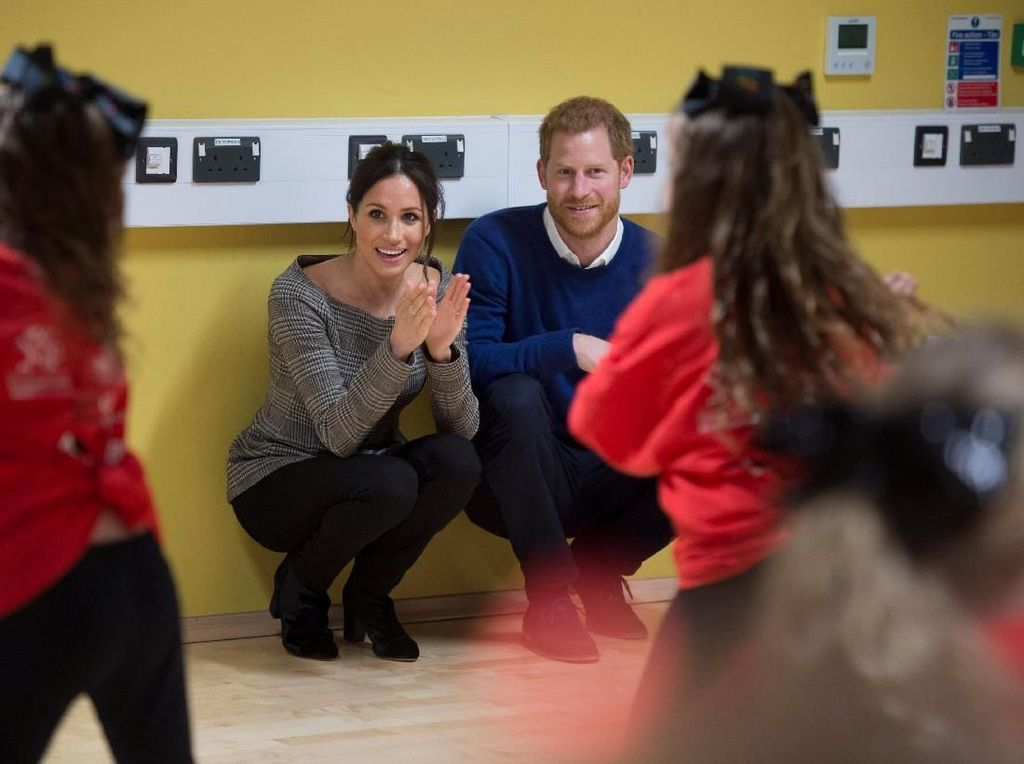 Inikah Kado Pernikahan yang Pangeran Harry dan Meghan Markle Inginkan?