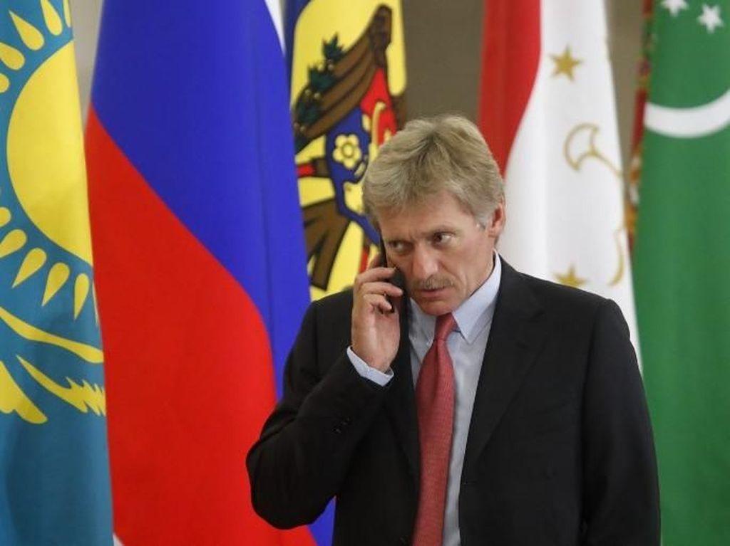 Jubir Putin Positif Covid-19