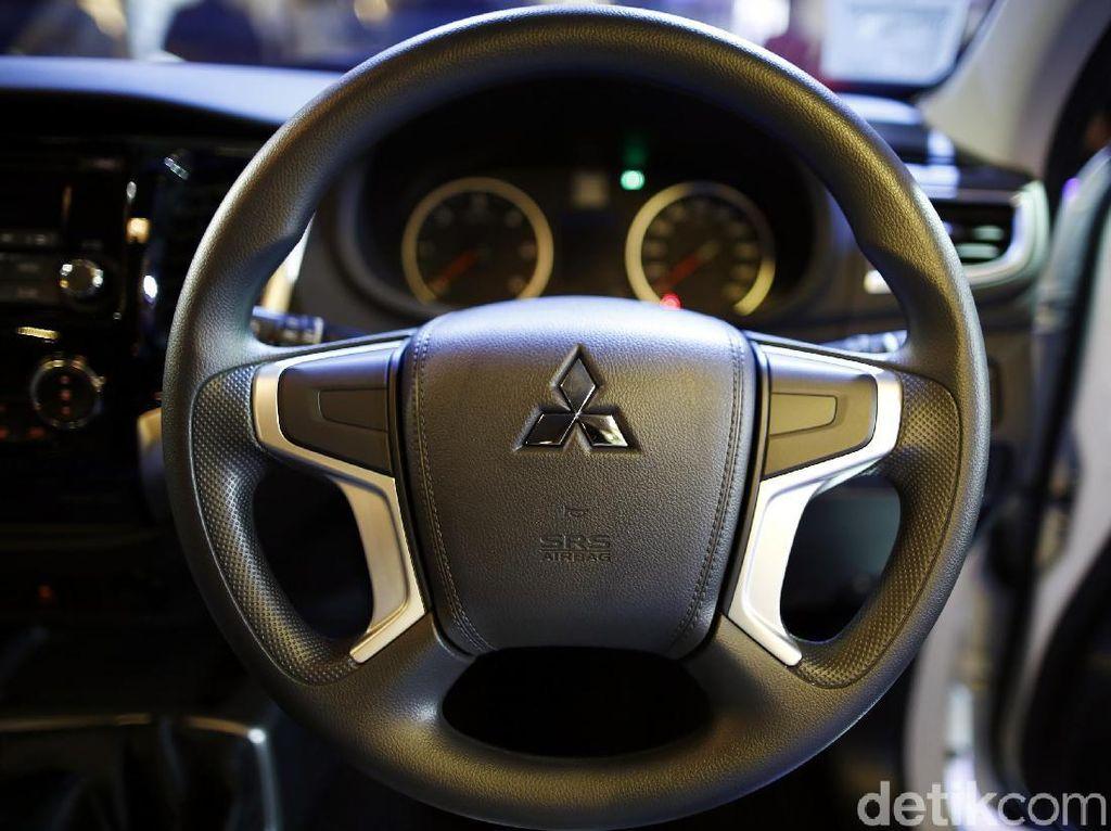 Mitsubishi Siapkan SUV Baru, Kakak Pajero Sport?