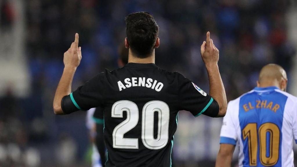 Foto: Kemenangan Tipis Real Madrid di Kandang Leganes