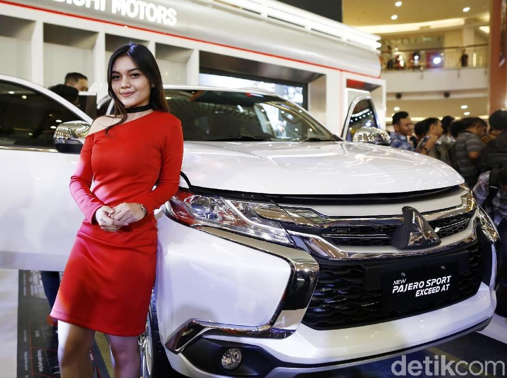Mitsubishi Siapkan Pajero Sport dan Triton Edisi Spesial