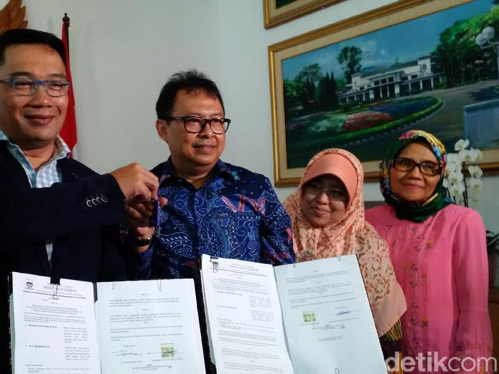 Ridwan Kamil Ajukan Evi Shaleha Jadi Sekda Bandung Sementara