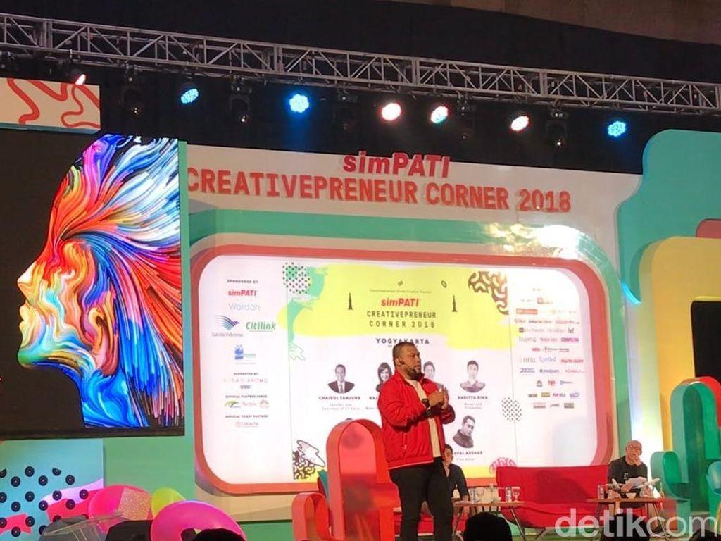 Berita Bisa Jadi Ide Karya Kreatif