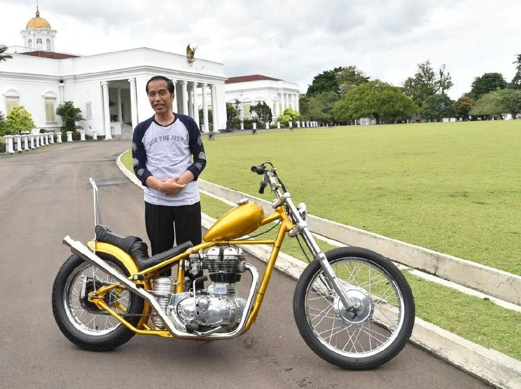 Menteri Jokowi Banyak yang Muda, Harusnya Bisa Dukung Dunia Custom