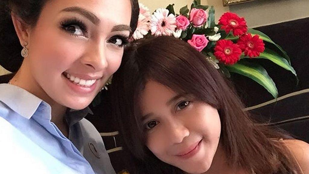 Bianca Jodie dan dr Reisa, Keponakan dan Tantenya yang Cantik Maksimal