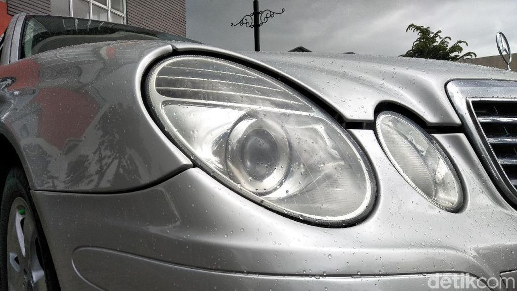 Mercy New Eyes Bekas Taksi, Mulai Rp 160 Juta Saja