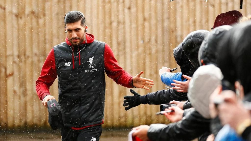 Komitmen Penuh Emre Can untuk Liverpool