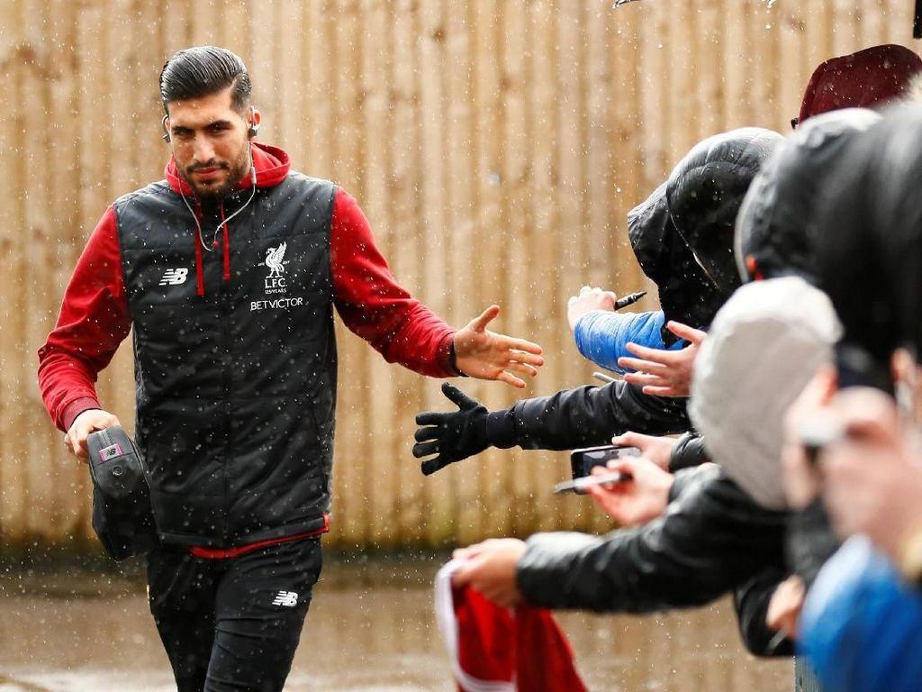 Liverpool Pastikan Emre Can Hengkang Bulan Ini