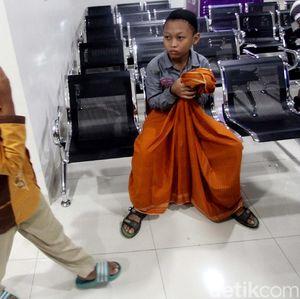 Ketika Anak Kurang Mampu Ikuti Sunat Gratis