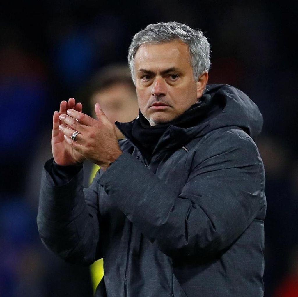 Mourinho Akui Lawan Burnley Laga yang Sulit