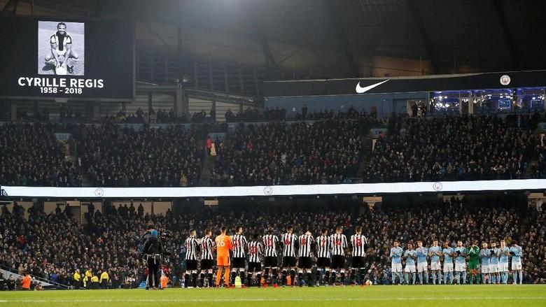 Foto: Aguero Hat-trick, City Kembali ke Jalur Kemenangan