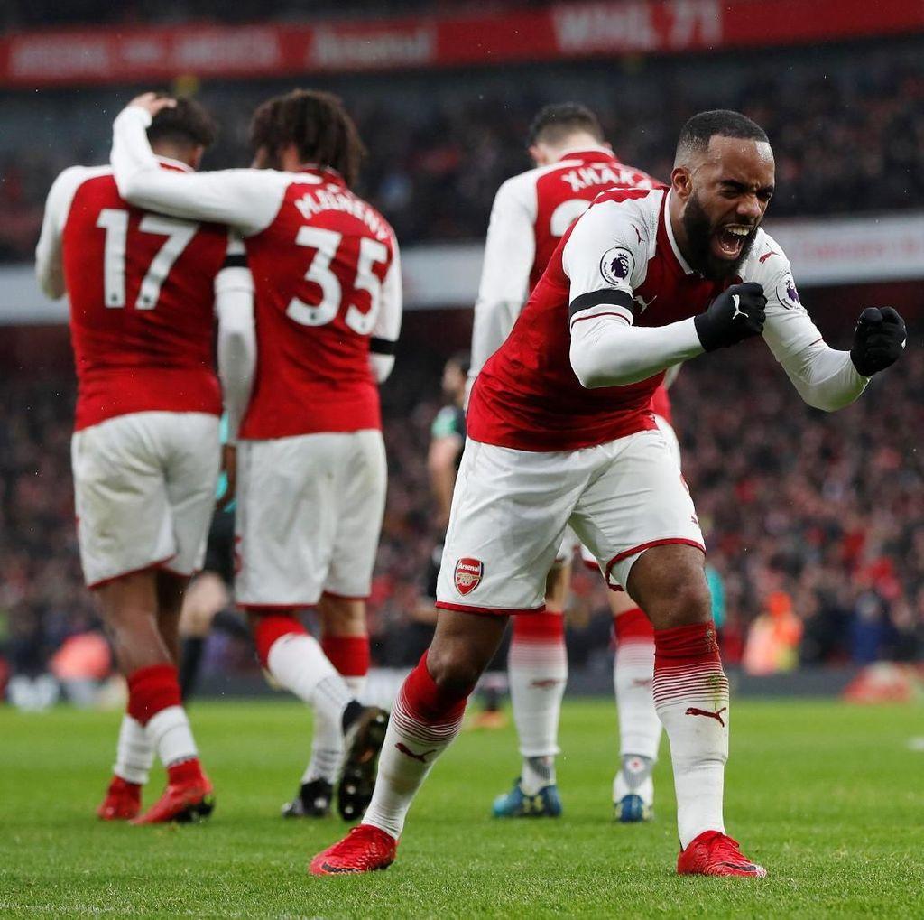 Tentang Empat Gol Arsenal di 22 Menit Awal Pertandingan