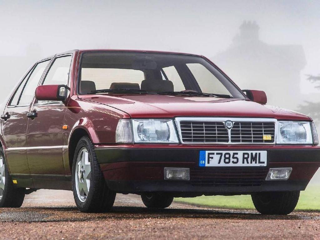Ini Mobil Mr. Bean yang Bakal Dilelang