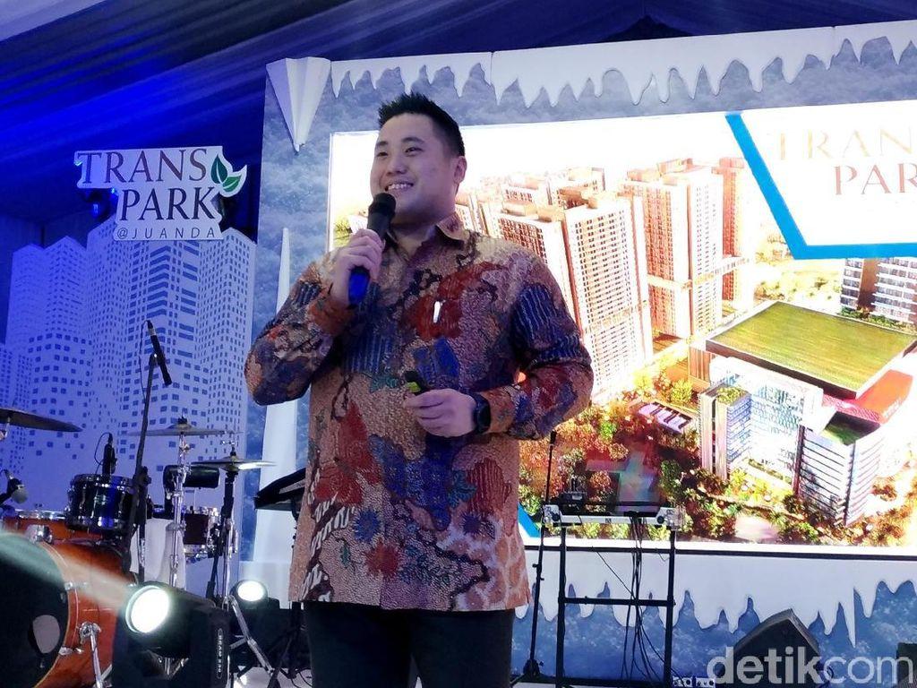 Isyana Meriahkan Soft Launching Trans Park Juanda Bekasi