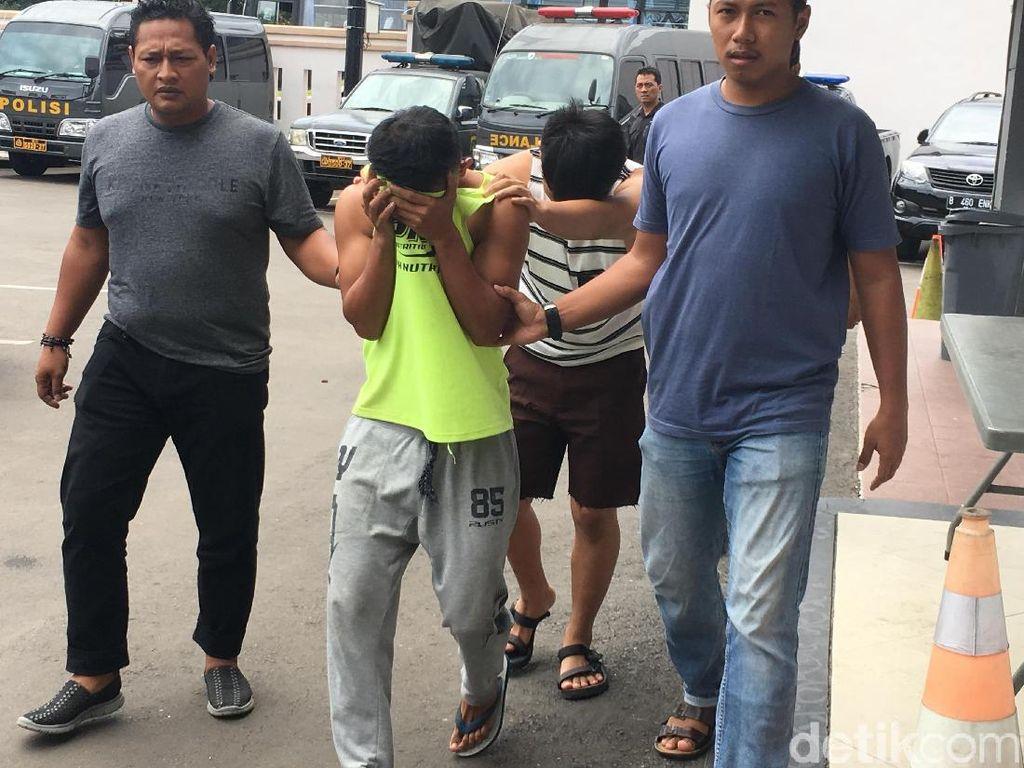 Polisi Temukan Daftar Telepon Diduga Pelanggan Gay Seks Daniel