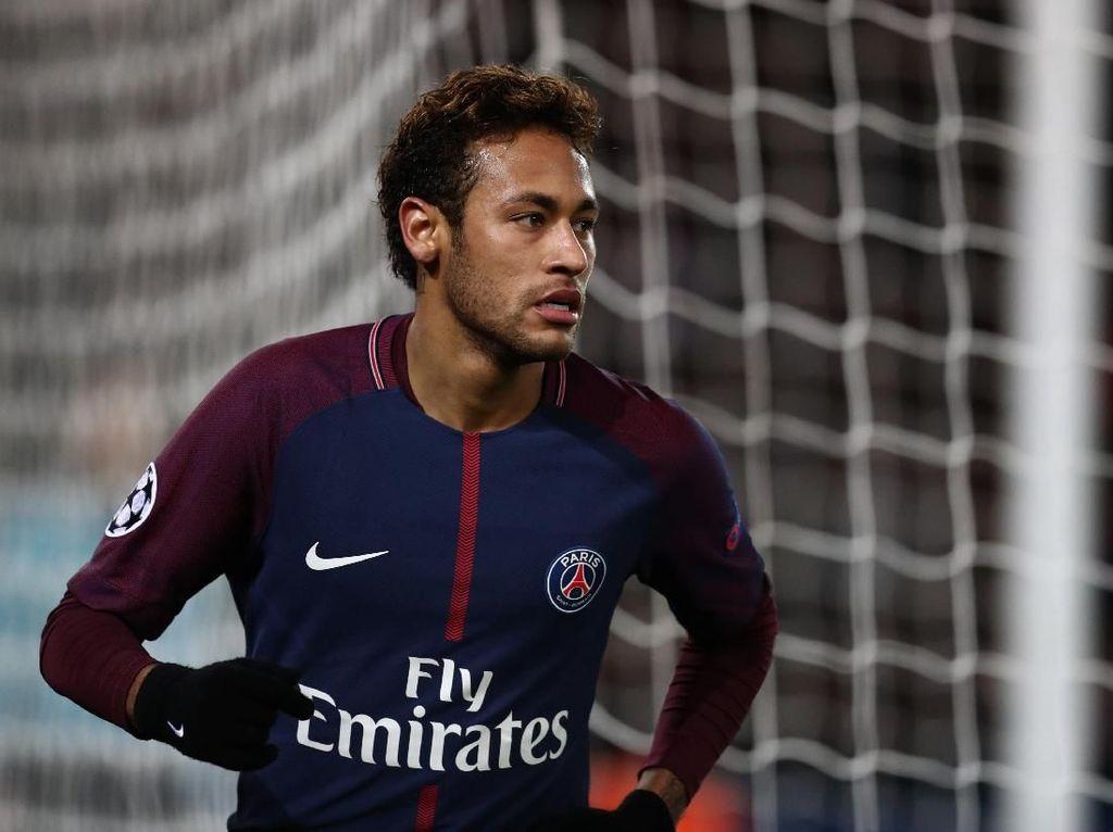 Neymar Tak Sabar Duel dengan Madrid