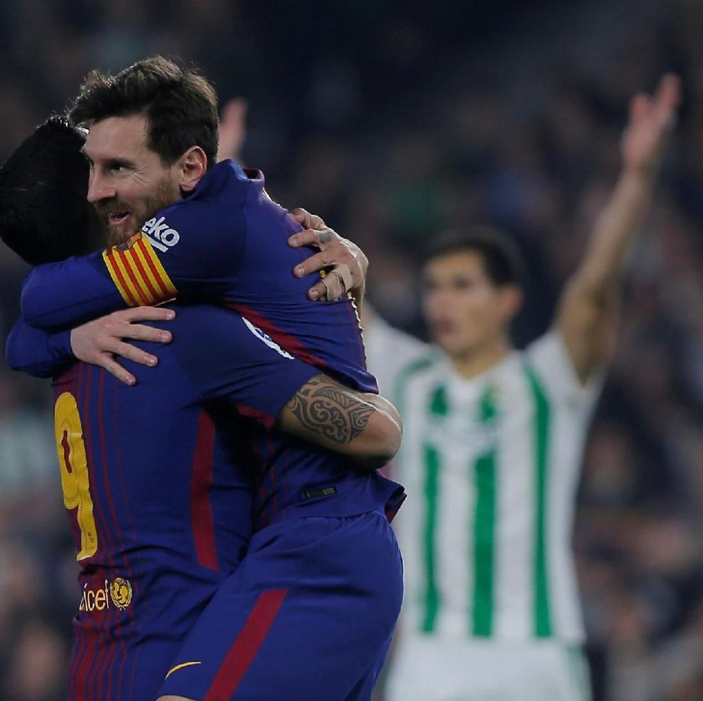 Dahsyatnya The Dynamic Duo Barcelona