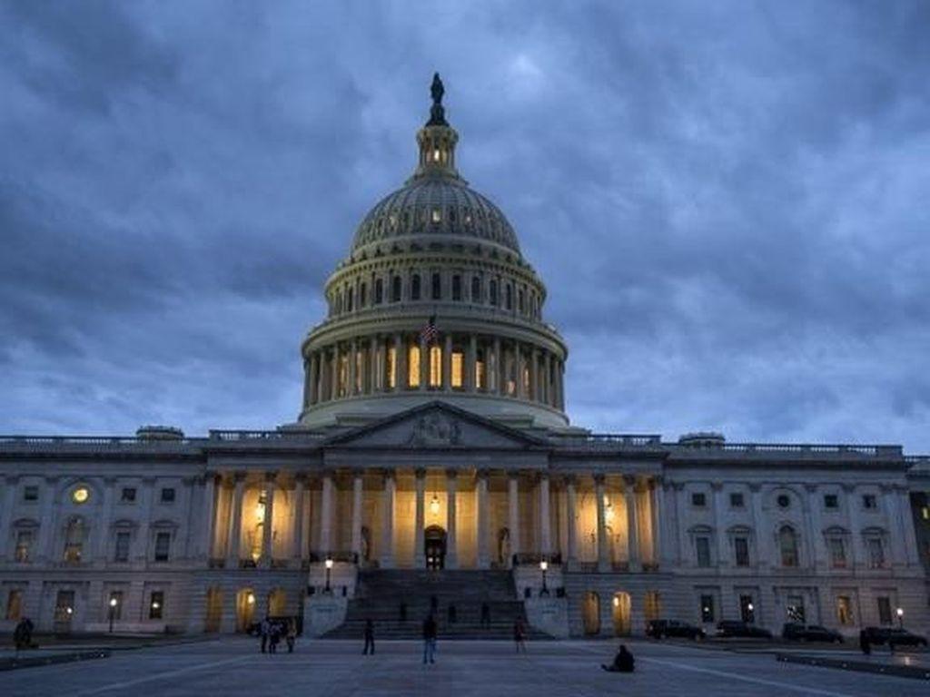Penutupan Layanan AS, Senat Hadapi Jalan Buntu