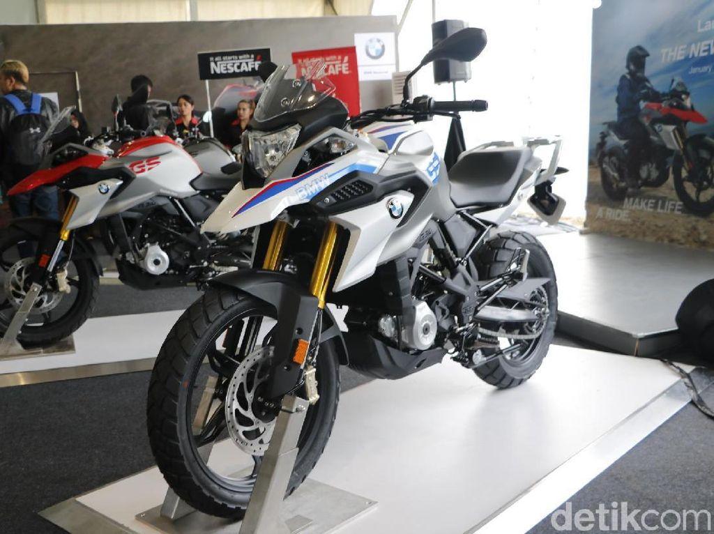 Recall Motor G 310 GS, BMW Indonesia Fasilitasi Konsumen