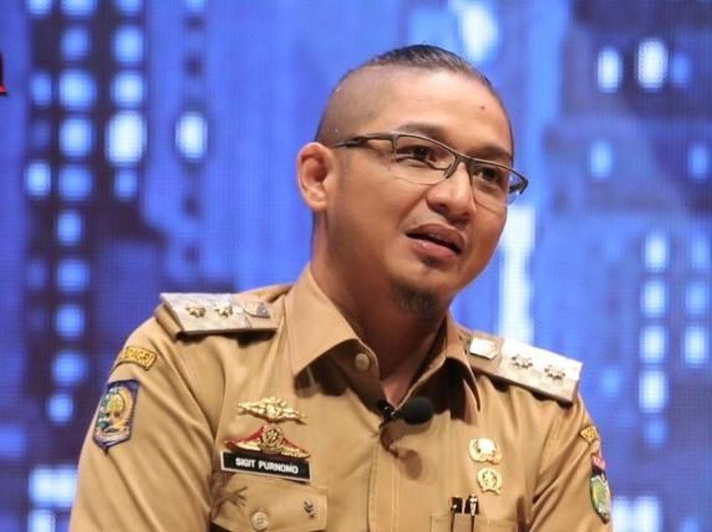 Setelah Wakil Wali Kota Palu, Pasha Siap Jadi Wakil Gubernur Sulteng