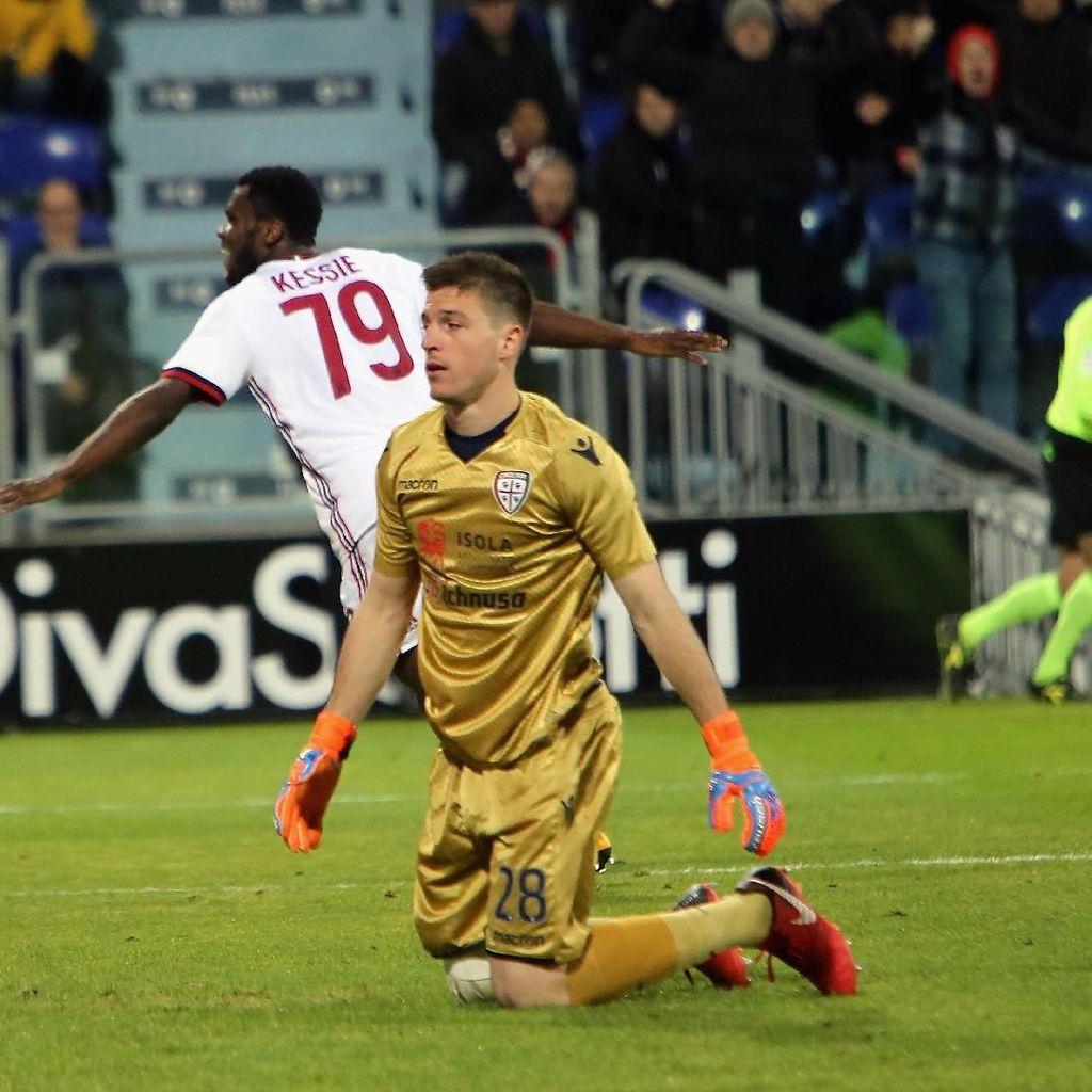 Cetak Dua Gol untuk Milan, Kessie Belajar dari Gattuso