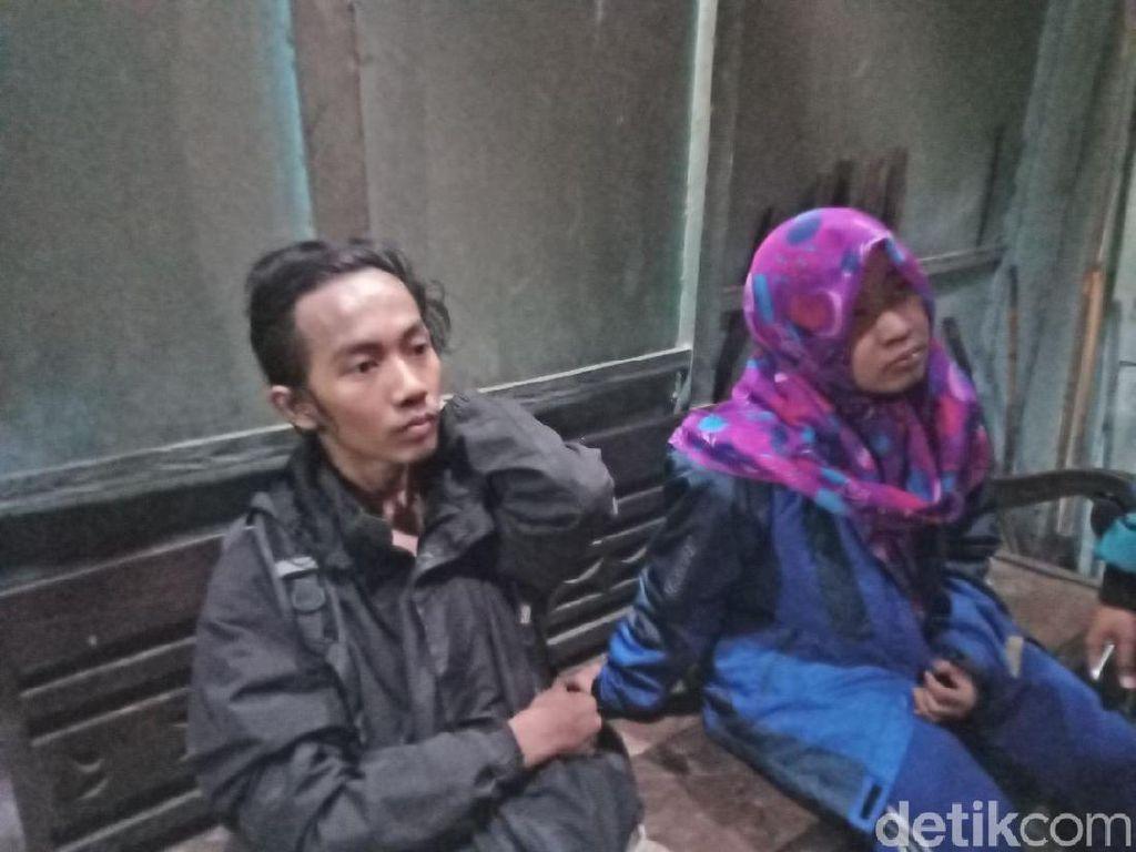 Tersesat Saat Penelitian, 2 Mahasiswa Bermalam di Hutan Pekalongan