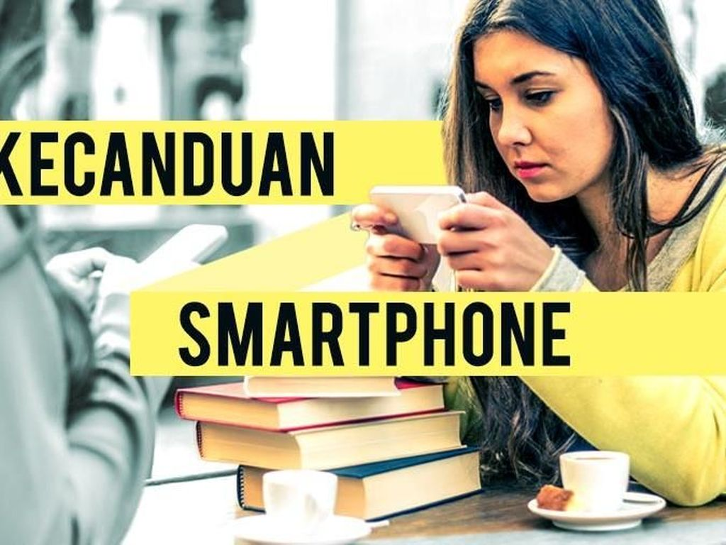 Awas! Kecanduan Smartphone Juga Bahaya Bagi Jantung