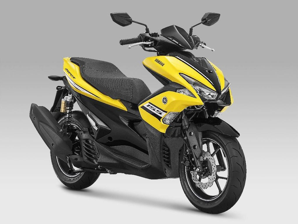 Warna Baru Yamaha Aerox R-Version