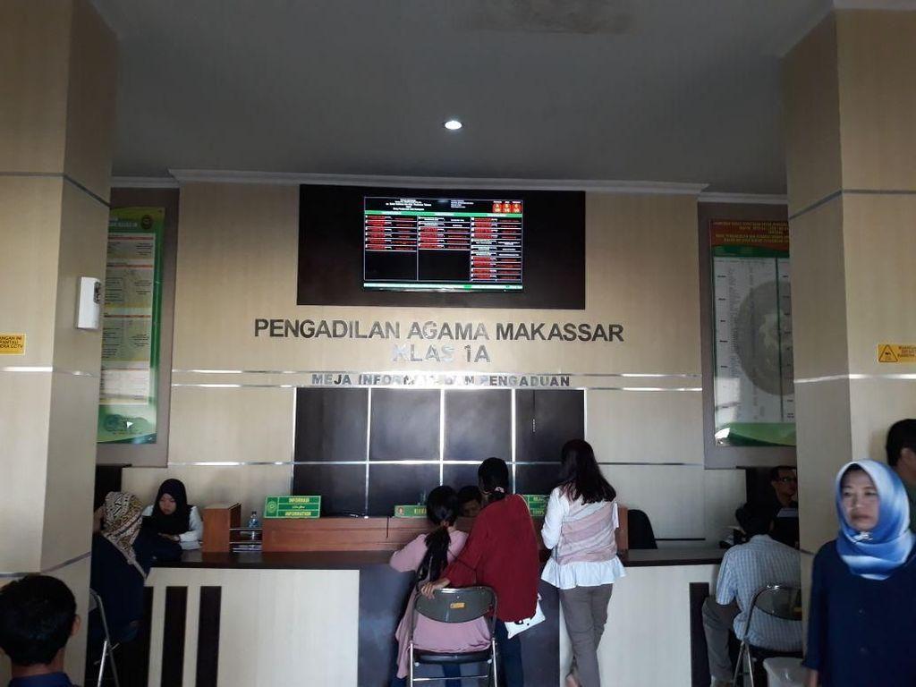 Tiap Hari 15 Pasangan Bercerai di Makassar