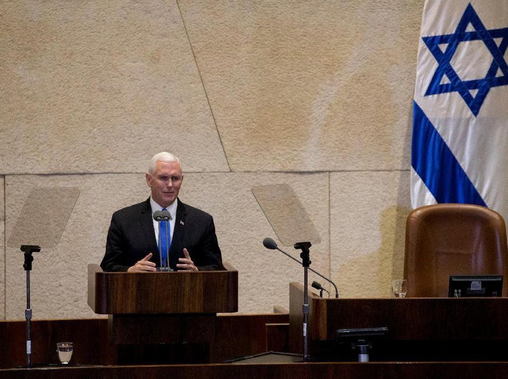 AS Bakal Pindahkan Kedubesnya ke Yerusalem Akhir 2019