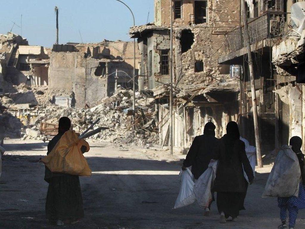 Perempuan Jerman Anggota ISIS Dihukum Mati di Irak
