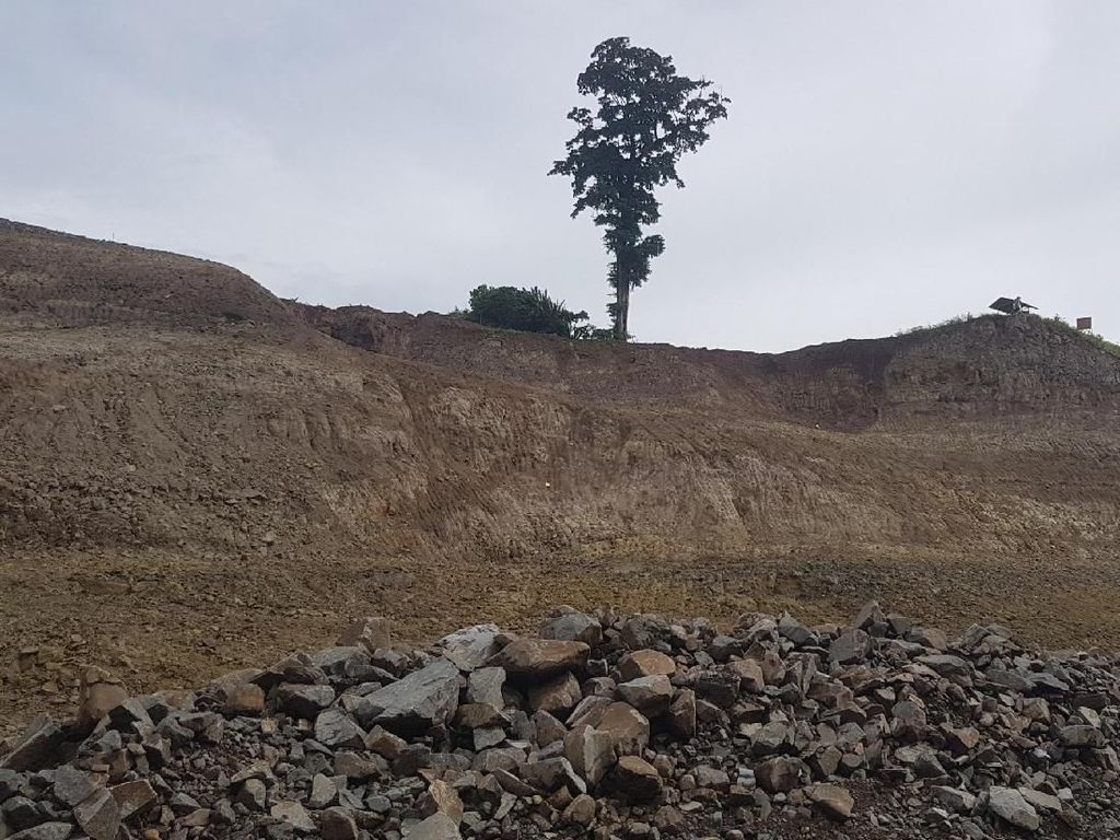 51 Makam di Proyek Bendungan Karian Mau Dipindah, 4 Keramat
