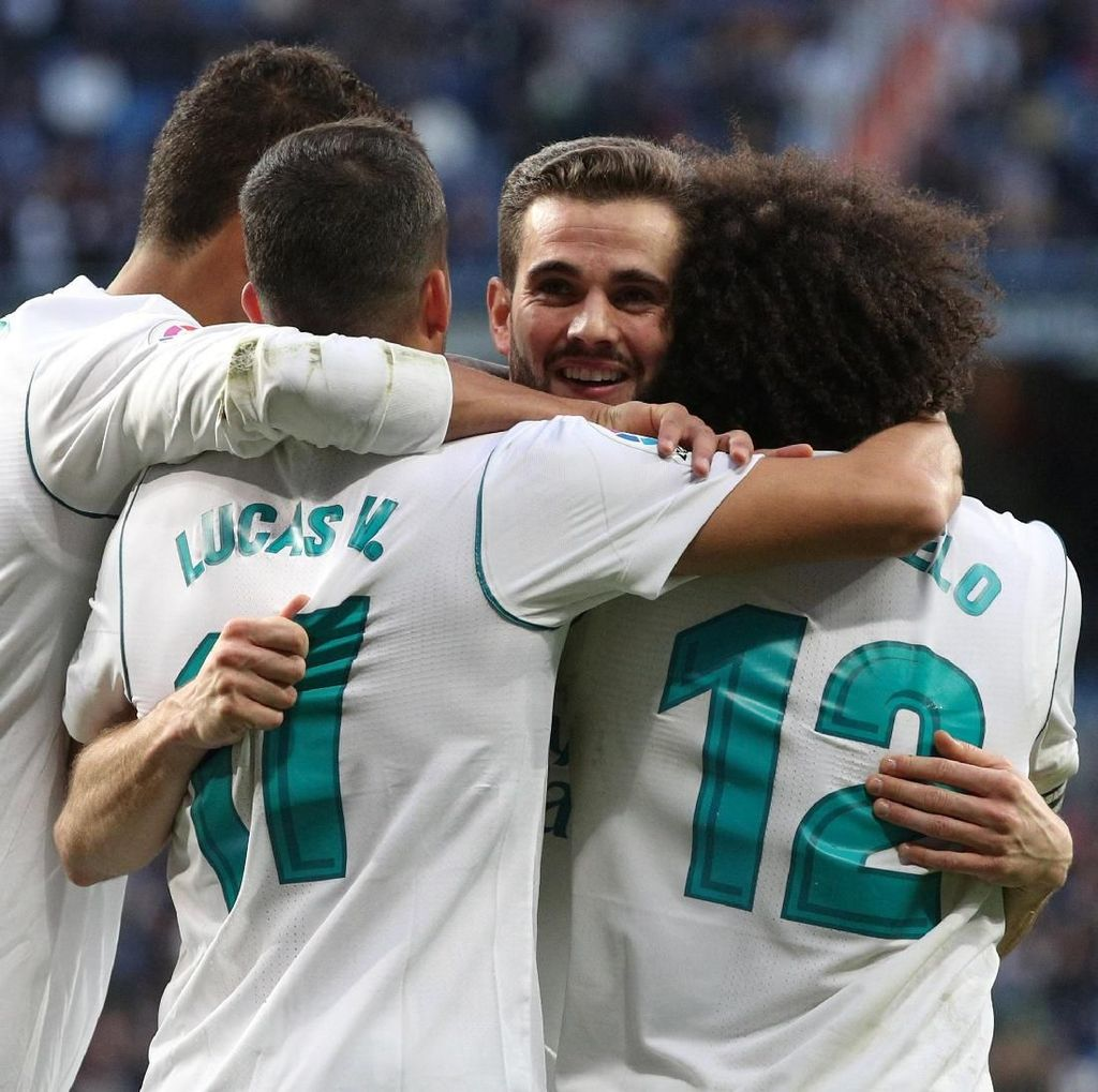 Gol-Gol Akhirnya Tiba Juga untuk Madrid