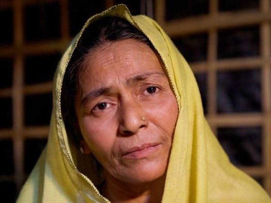 Pengungsi Rohingya Enggan Kembali ke Myanmar