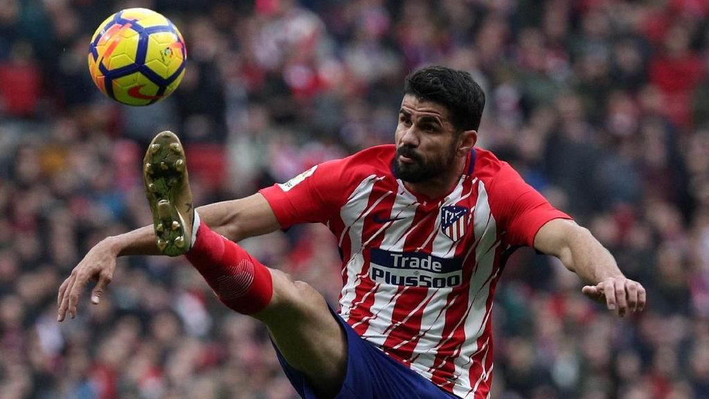 Diego Costa Diganggu Cedera Hamstring