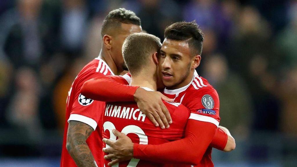 Lari Kencang Bayern Munich di Bundesliga