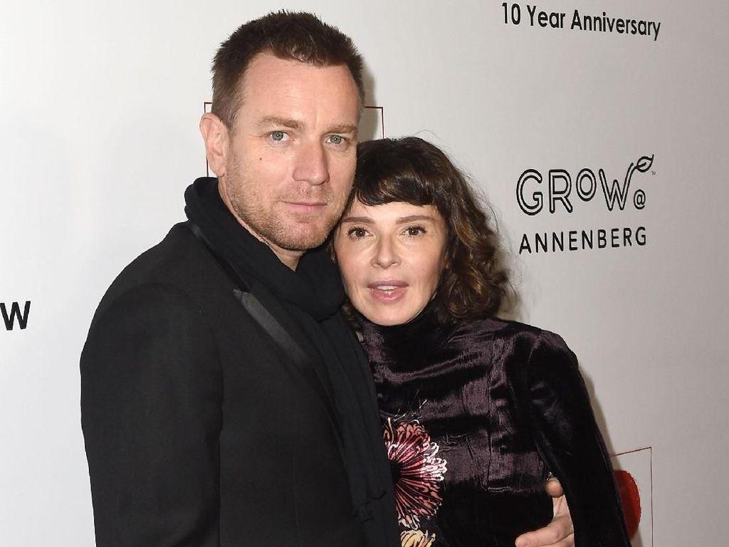 Cerai, Ewan Mcgregor Beri Setengah Penghasilan Main Film ke Mantan Istri