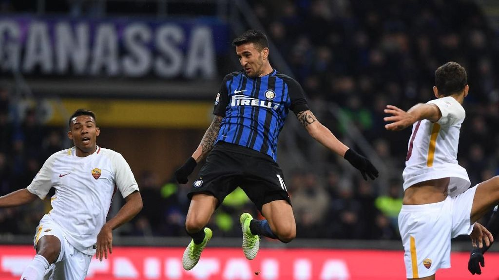 Inter Lagi-Lagi Gagal Menang